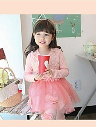 Girl's Flowers Clothing Sets