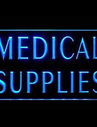 Medical Supplies Advertising LED Light Sign