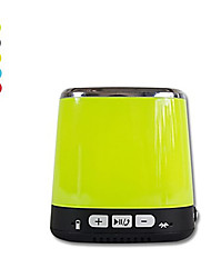 DOGO-DG620 Mini Portable V2.1 Bluetooth Speaker FM/ TF/ MIC Bluetooth Handsfree-(Red  / Green/Yellow / Blue / Silver)