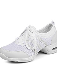 Women's Fabric Upper Dance Sneakers Shoes Sneakers(More Colors)