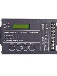 "1.5"" LED Programmable Time Controller for LED Light (12~24V 20A)"