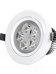cnlight Lâmpada de Teto Decorativa 5 W 360 LM 2700-3000 K Branco Frio 5 LED Integrado AC 220-240 V Encaixe Embutido