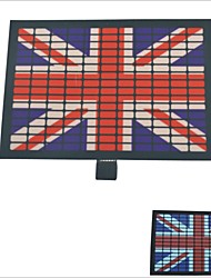 Carking™ Car Windshield Music Control Equalizer Flash Light Sticker-British Flag(2*AAA)