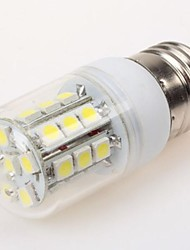 E26/E27 LED Corn Lights T 27 SMD 5050 240 lm Cool White AC 220-240 V