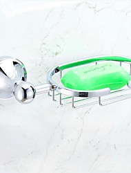 Chrome Finish Stainless Steel Material Soap Dishes