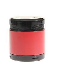 5S Intelligent Voice-Audio Radio Bluetooth V2.1 Super Bass Lautsprecher / TF MP3 / AUX / Freisprechen