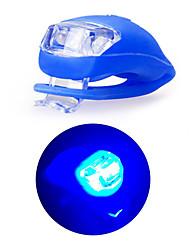 KUTOOK Frosch Fahrradbeleuchtung-Blue Shell Blue Light