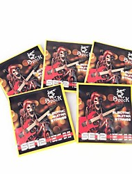 SE12 Nickel Plating Electric Guitar Strings 5Pcs