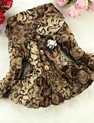 Girl's Faux Fur Jacket & Coat , Winter Long Sleeve