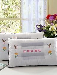 shuian® comfortert preencher sementes de cássia não domésticos crianças única ventilação deformação pescoço travesseiro proteger