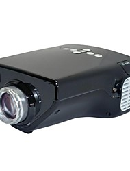 SVGA LCD Projector with HDMI Input TV Tuner