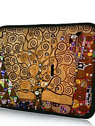 Elonno Beautiful Tree Neoprene Laptop Sleeve Case Bag Pouch Cover for 7'' Samsung Galaxy Tab iPad Mini
