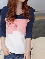Women's New Fashion  Long Sleeve Cotton Shirt