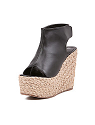 IPIEN Slipsole Sandal (Black)