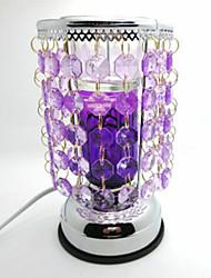 moda lâmpada de mesa fragrância elétrica com plásticos