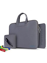 "cartinoe bolsa de ordenador portátil de la lona respirable para 11.6 ""MacBook Air con la bolsa de energía, mouse pad, cable t ie (colores surtidos)"