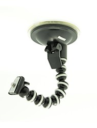 Egamble Universal Octopus Plastic Stand Holder with Suction Cup for Digital Camera/GPS/Camcorder