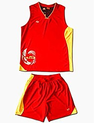 Zhongjian ® Herren-Short Sleeves Basketball Anzug