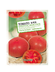 As máscaras de tomate EssentialMask Pacote