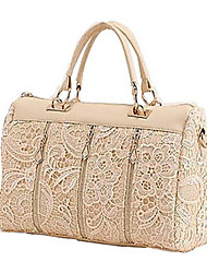 Pamela Women'S Lace Korean Mobile Messenger Bag Ladies