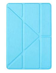 Ultra-Thin Folding Clip Case for iPad mini 3, iPad mini 2, iPad mini (Assorted Colors)