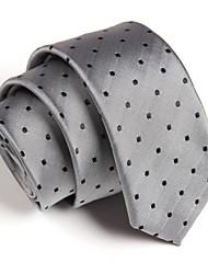 SKTEJOAN® Men's British Style Business Suits The Narrow Polyester Necktie(Width: 5CM)