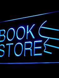 Book Store Precious Advertising LED Light Sign