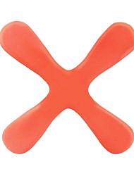 eva intérieur sécurisés jouets de fléchettes en forme de boomerang croix