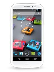 ONN V9-5.7 pulgadas (720 * 1280) Quad Core Android 4.2 Smartphone delgado (MTK 6589 1.2GHz, Dual Sim, 3G, WiFi, RAM1GB, ROM4GB)