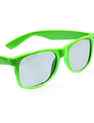 lado le-visión laterales polarizados gafas 3D de luz para tv