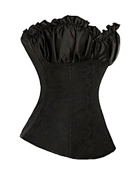 Victorien noir Princesse coton classique Lolita Cosret