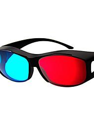 m&k lunettes rouge bleu 3d générales pour ordinateur mobile tv