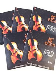 5Pcs  Deutsche Violin String S122 Set Fit For 1/8-4/4 Violin