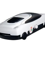 tf-Kartenleser Mini-Sportwagen-Design-MP3-Player (weiß)
