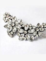 Flores retros multiuso diamante hairpin
