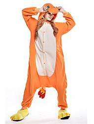 Nova Cosplay Charmander Polar Adulto Kigurumi Pajama