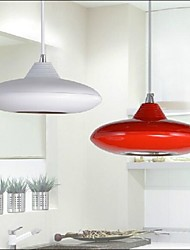 10w Pendant Light ,  Modern/Contemporary / Globe Painting Feature for LED MetalDining Room / Kitchen / Study Room/Office / Kids Room /