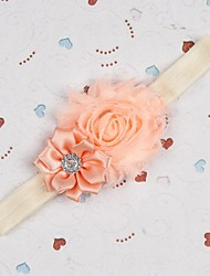 Children's Hair Headwear Hair band With Diamond Flower Hair Band