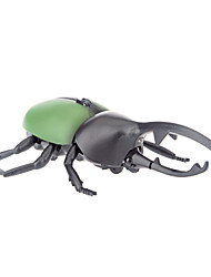 RC Infrared Control Halloween Simulation Beetle Tricky Toy Scary Toy Prank Gift