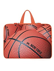 15.4 inch  Basketball Color Laptop Case for All Notebook