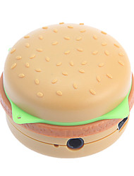 TF Card Reader Hamburger MP3 Player