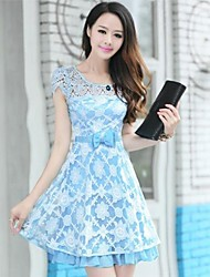 Women's Short Sleeve Dress
