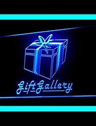 Galerie Ouvrez le cadeau publicitaire LED Connexion