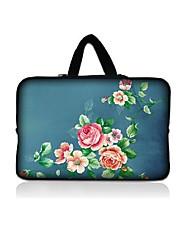 """Estilo Flower Laptop Bag para 10-17 """"Laptop"""