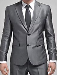 Men's Long Sleeve Regular Set , Cotton/Cotton Blend Pure