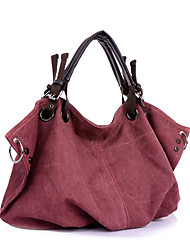 N-Pai Women's Canvas One Shoulder Bag