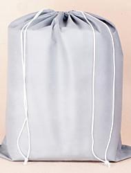 """w15.7 """"* h19.7"""" sacos de 10 peças 80grs não corda tecida organizadas"""