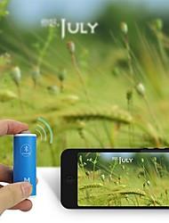 Angibabe drahtlose Bluetooth Remote Control Self-Timer-Auslöser für iPhone iPad Samsung