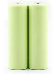 haomba 1.2v 1800mAh recarregáveis AA 2pcs bateria de NiMH