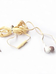 KEEKA  Stylish In Ear Earphone With Microphone for Cellphone